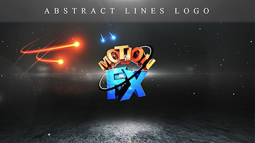 Abstract Lines Logo- Project for After Effects (Videohive)