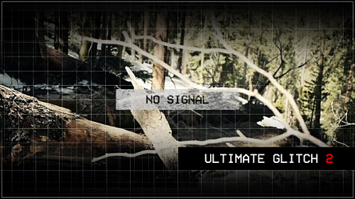 Ultimate Glitch 2 - Motion Graphics (Videohive)