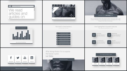 Epic - Corporate Presentation Suite - Project for After Effects (Videohive)
