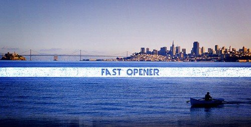 Fast Opener - Project for After Effects (Videohive)