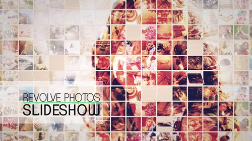 Revolve Photos Slideshow - Project for After Effects (Videohive)