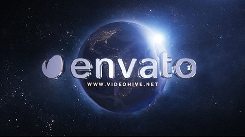 Epic Earth Logo - Project for After Effects (Videohive)