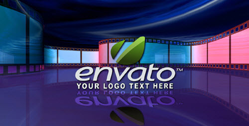 Cinema Film 3D - Project for After Effects (Videohive)