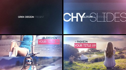 Glitch - Slideshow - Project for After Effects (Videohive)