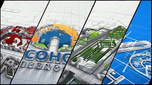 Architect and Architecture Company Logo - Project for After Effects (Videohive)