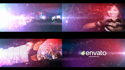 Equalizer Logo | Intro - Project for After Effects (Videohive)