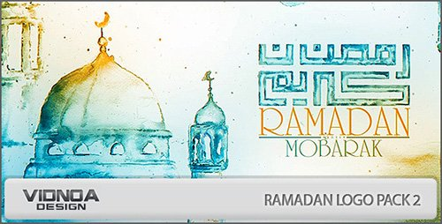 Ramadan Logo Pack 2 - Project for After Effects (Videohive)