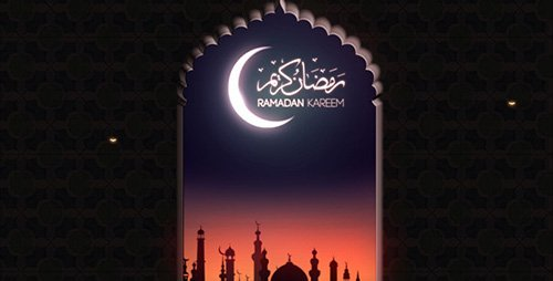 Ramadan Logo Reveal - Project for After Effects (Videohive)