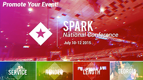 Event and Conference Promo - Project for After Effects (Videohive)