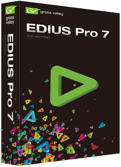 Grass Valley EDIUS Pro 7.50 Build 192 (x64/ML/ENG)
