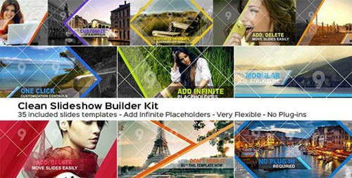 The Slider Wizard Builder Kit - Project for After Effects (Videohive)