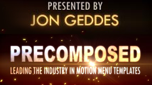 Precomposed Pro Motion Menu Kit Bundle(Videohive)