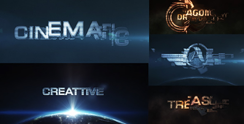 Cinematic Transform - Project for After Effects (Videohive)