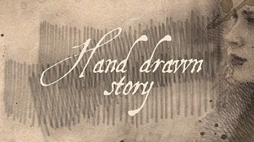Hand Drawn Story - Project for After Effects (Videohive)
