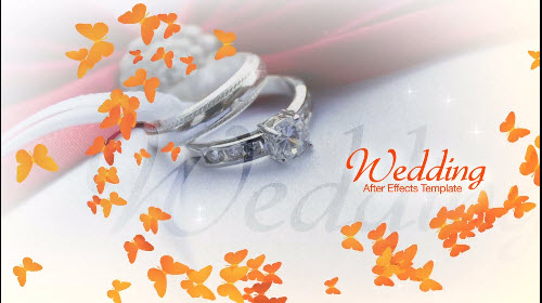 Wedding Opener - After Effects Template (Motion Array)