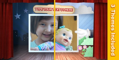 Theater For Kids - Project for After Effects (Videohive)