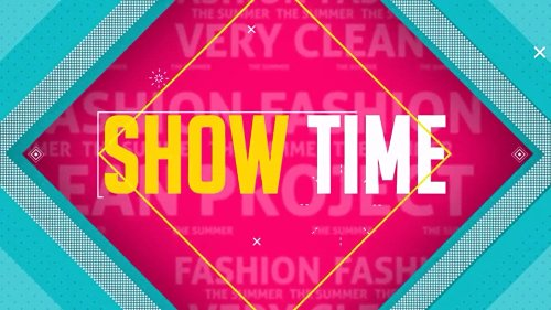 ShowTime (13331866) - Project for After Effects (Videohive)