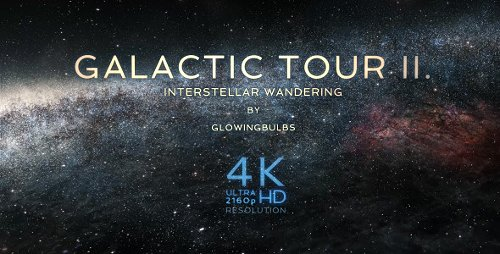 Galactic Tour II - Project for After Effects (Videohive)