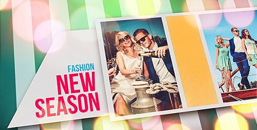 Fashion New Season - Project for After Effects (Videohive)