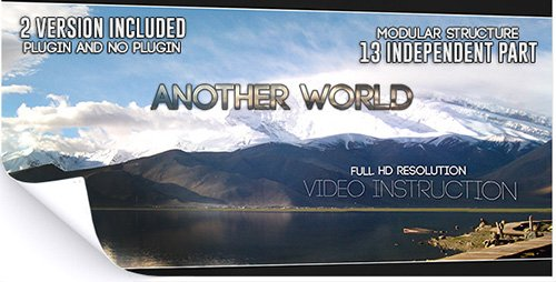 Another World - Project for After Effects (Videohive)