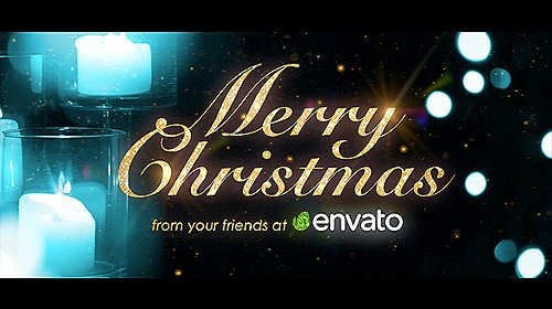 Magic Christmas Greetings - Project for After Effects (Videohive)