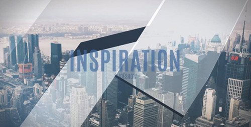 Inspiration Slideshow - Project for After Effects (Videohive)