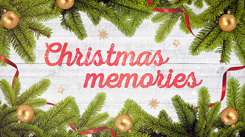 Christmas Memories - Project for After Effects (Videohive)