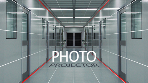 Photo Projector - Project for After Effects (Videohive)