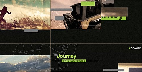 The Journey - Project for After Effects (Videohive)
