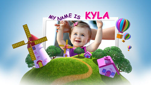 Little Worlds - Project for After Effects (Videohive)