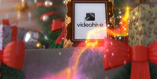 Greeting Merry Christmas - Project for After Effects (Videohive)