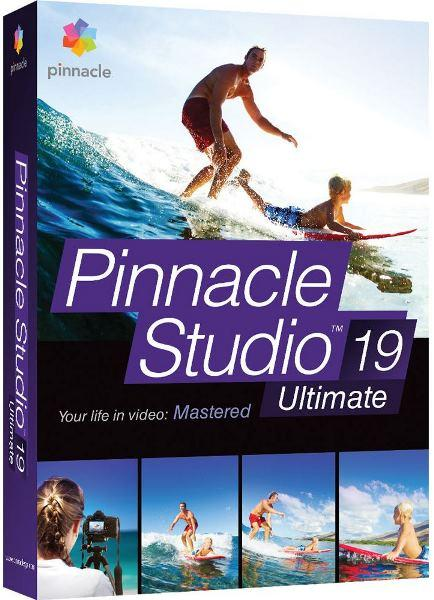 Pinnacle Studio Ultimate 19.1.2.299 + Content Pack (2015/ML/RUS)