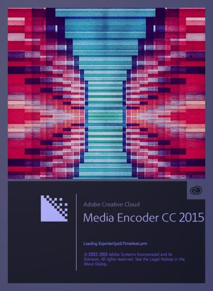 Adobe Media Encoder CC 2015 9.1.0.163 by m0nkrus (2015/ML/RUS)