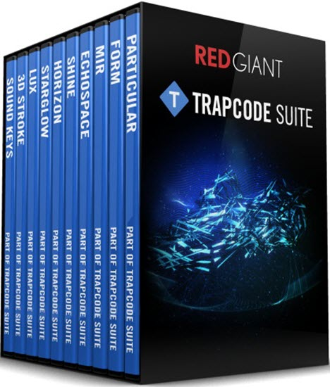 Red Giant Trapcode Suite 13.0.1 (x64/ENG/2016)