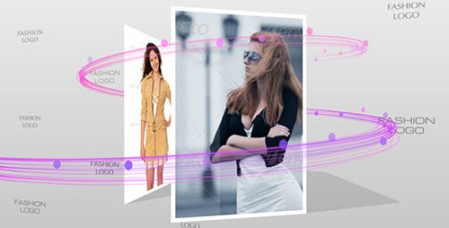 Fashion Box - Project for After Effects (Videohive)