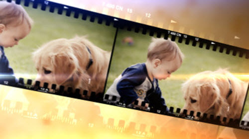 Happy Photo Show - After Effects Template (BlueFX)