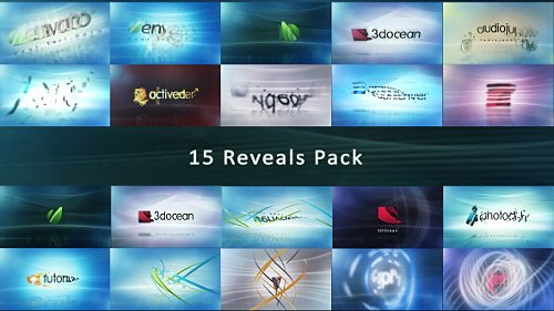 Corporate Logo Pack - Project for After Effects (Videohive)