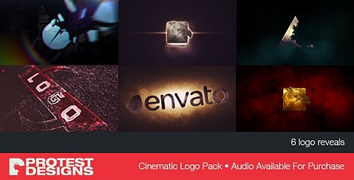 Cinematic Logo Pack - Project for After Effects (Videohive)