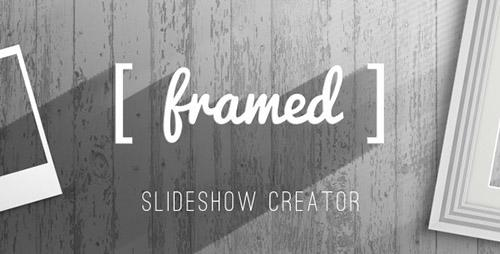 Framed - Project for After Effects (Videohive)