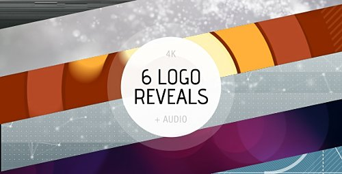 Logo Ident Reveal Pack - Project for After Effects (Videohive)