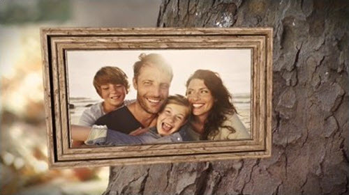 Autumn Slideshow Memories - After Effects Template (pond5)