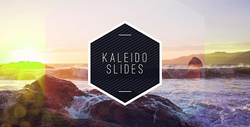 KaleidoSlides - Project for After Effects (Videohive)
