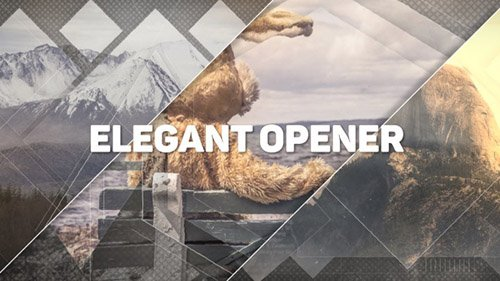 Elegant Opener 14822667 - Project for After Effects (Videohive)
