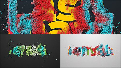 Coral Logo - Project for After Effects (Videohive)