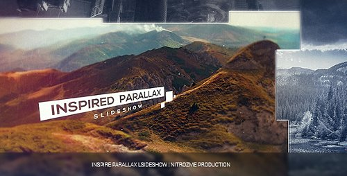 Parallax Intro - Project for After Effects (Videohive)