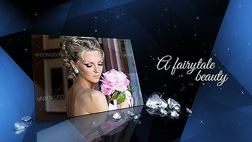 Luxury of Diamonds – Elegant Slideshow - Project for After Effects (Videohive)