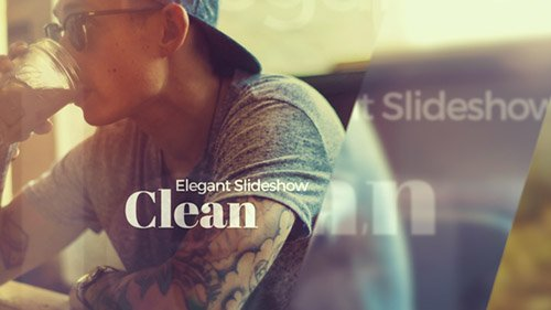 Clean Slideshow 15002266 - Project for After Effects (Videohive)