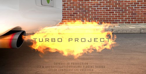 Tuning Intro - Project for After Effects (Videohive)