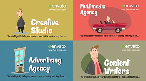 Advertising Agency - Project for After Effects (Videohive)