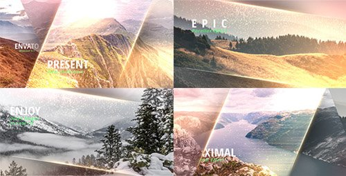 Elegant Stripes Opener - Project for After Effects (Videohive)